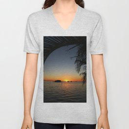 Every Minute Counts II Unisex V-Neck