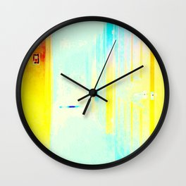 Opening Realm Wall Clock