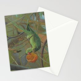 parrot 1 Stationery Cards