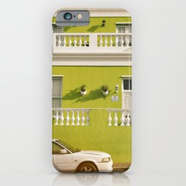Bo-Kaap Cape Town iPhone Case