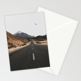 ROAD - BIRD - HILLS Stationery Cards