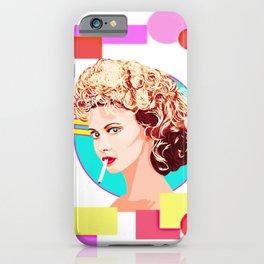 OLIVIA NEWTON-JOHN -  Grease iPhone Case