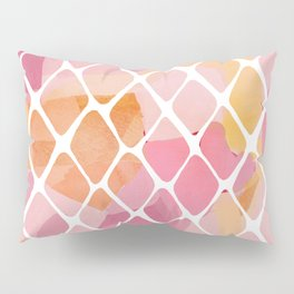 Watercolor Pattern Pillow Sham