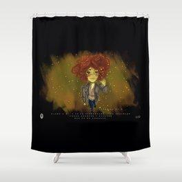 Jeremiah Shower Curtain
