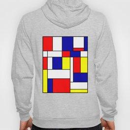 Mondrian #38 Hoody