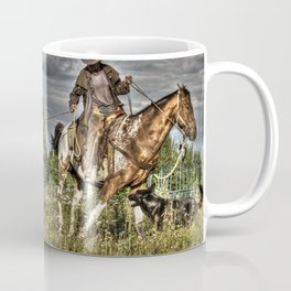 Cowboy Country Coffee Mug