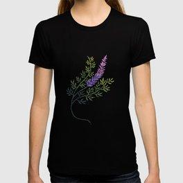 Purple flower1 T-shirt