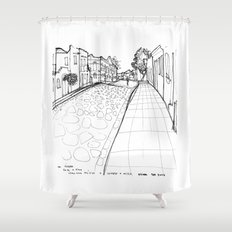 Olinda Shower Curtain