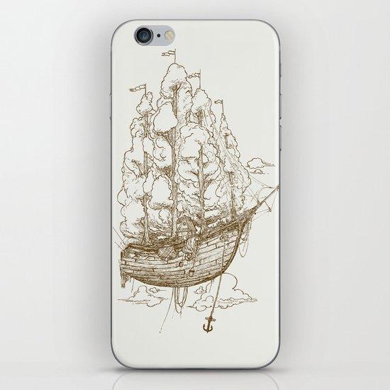 Voyage Home iPhone & iPod Skin