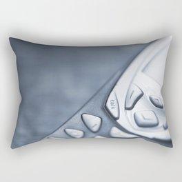 Retro Communication 4 Rectangular Pillow