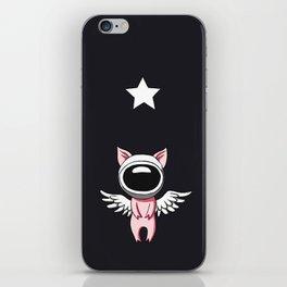 Piglet in Space iPhone Skin