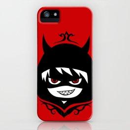 Demon Pru iPhone Case