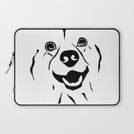 Lovely Dog Laptop Sleeve
