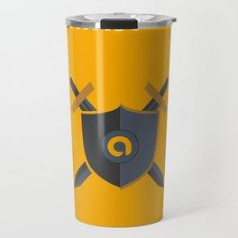 Le meilleure défense c'est l'Avast (Geekton) Travel Mug