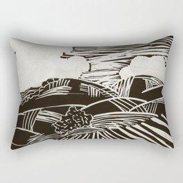 California Hills Rectangular Pillow