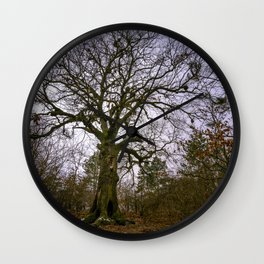 Beware of the ent Wall Clock