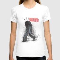 sasquatch T-shirts featuring Sasquatch by Srg44