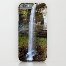 Lower Falls of Hills Creek iPhone 6s Slim Case