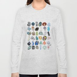 Illuminated Structure: Mineral Party 2 Long Sleeve T-shirt