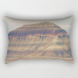 Petrified Desert Rectangular Pillow