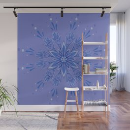 Hand Flower Wall Mural