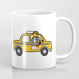 Taxi Writer Coffee Mug