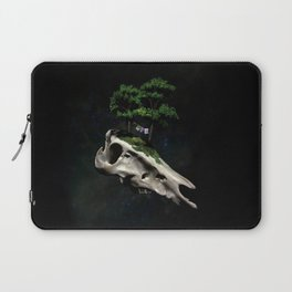 The Third Sanctuary in Space Laptop Sleeve