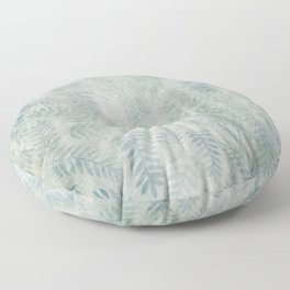 Wanderer, not all those who wander are lost Floor Pillow