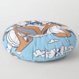 Goku & Roshi Dragonball Floor Pillow