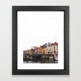 Jul Framed Art Print