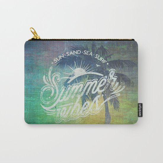 Summer vibes - Mashup edition Carry-All Pouch