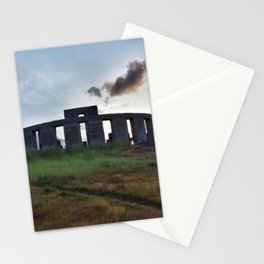 Stonehenge WWI Memorial Stationery Cards