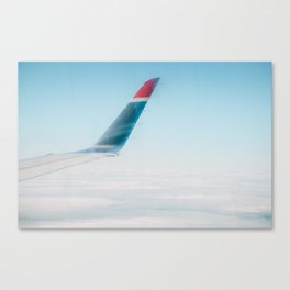 Above the Clouds Canvas Print