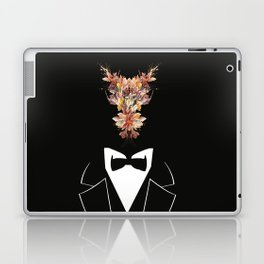 Flowers clerk Laptop & iPad Skin