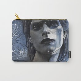 Wintry David Carry-All Pouch