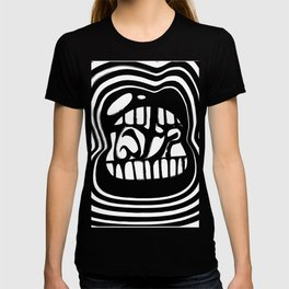 WTF: Black and White T-shirt