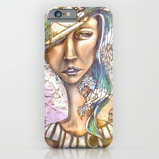 Paper Pirate iPhone & iPod Case