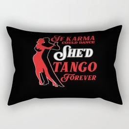 Tango, Tango dancer, Tango Lover Rectangular Pillow
