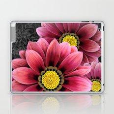 zany flowers Laptop & iPad Skin