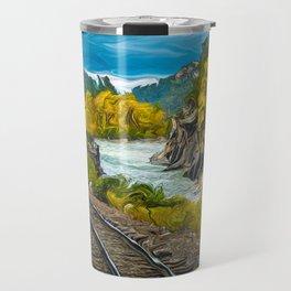 Durango Silverton Railroad Travel Mug
