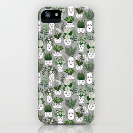 Face Vase iPhone Case