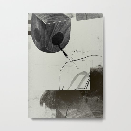 Peacemaker III Metal Print