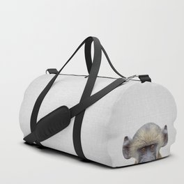 Baby Baboon - Colorful Duffle Bag