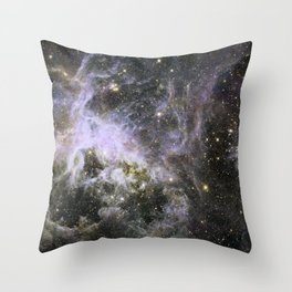 Tarantula Nebula 2 Throw Pillow