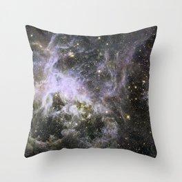 Tarantula Nebula 2 Throw Pillow