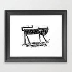 P A N T H E R 1 Framed Art Print