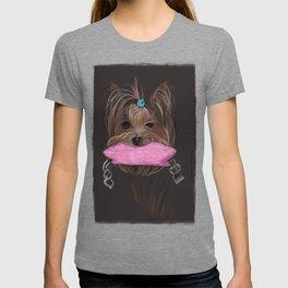 I love my Yorky T-shirt