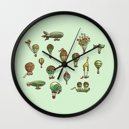 The Regatta Wall Clock