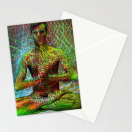 Meditation Stationery Cards