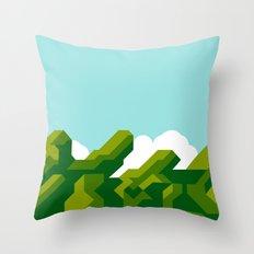 Super Mario World Throw Pillow